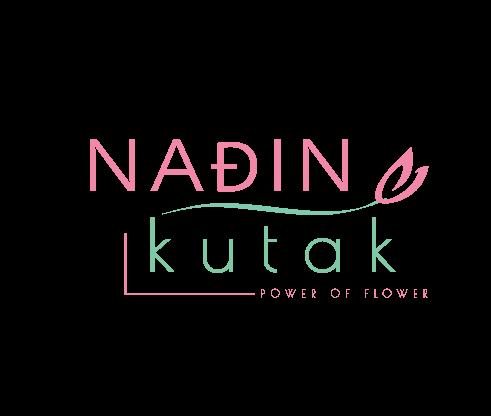 Nadjin Kutak cvecara Logo